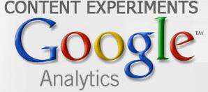 Google Content Experiments small