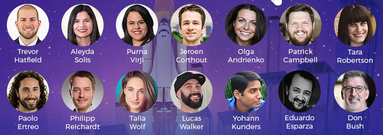 CommerceNow 2020 Experts