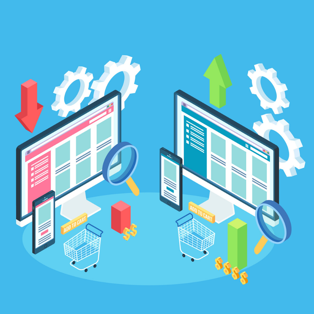 Grow your online business with Conversion Rate Optimization (CRO)