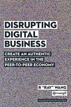 digital disrupting business