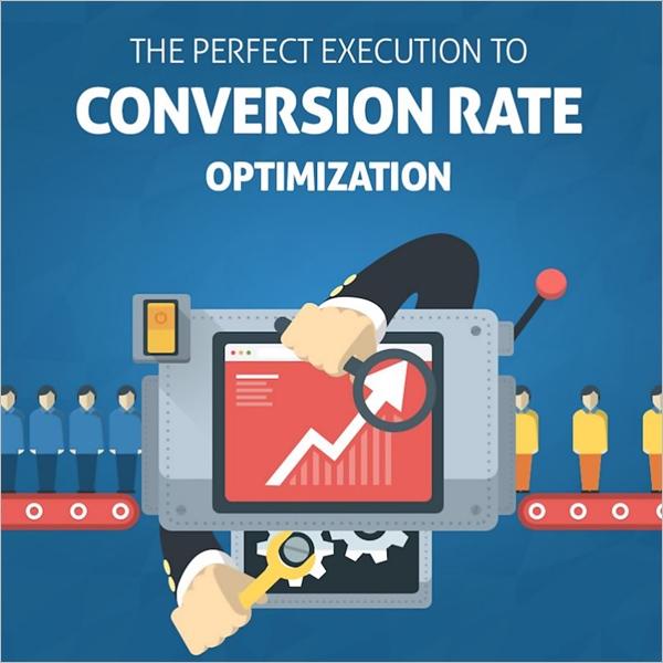 perfect execution CRO plan infographic