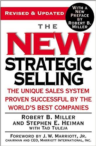 new strategic selling