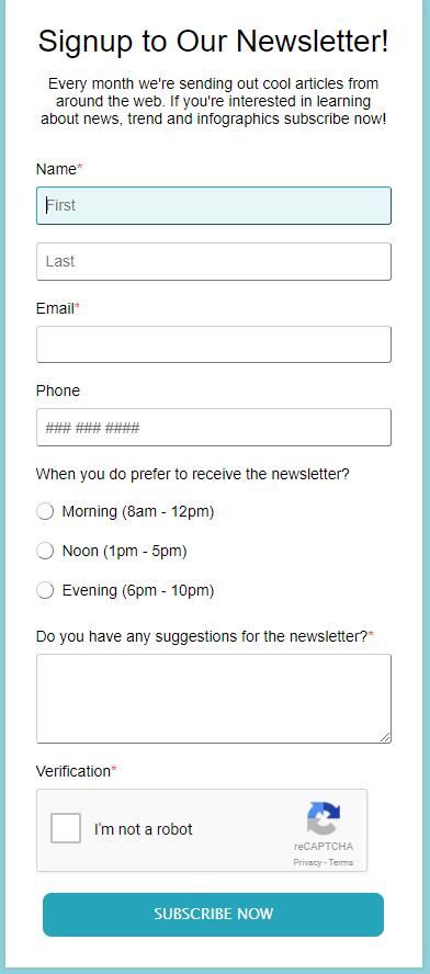 Newsletter_signup_form