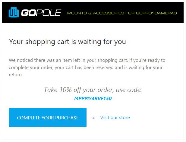 gopro personalization
