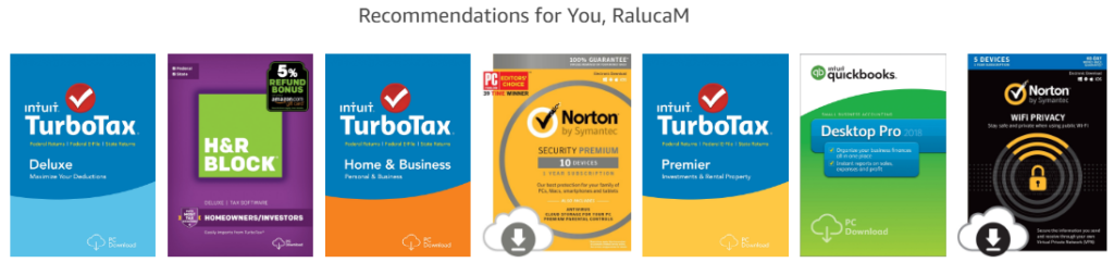 software personalization