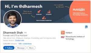 Dharmesh-Shah