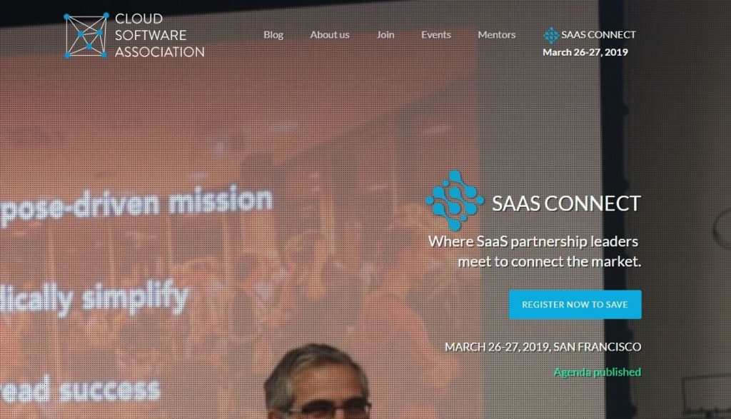 SaaS Connect conference