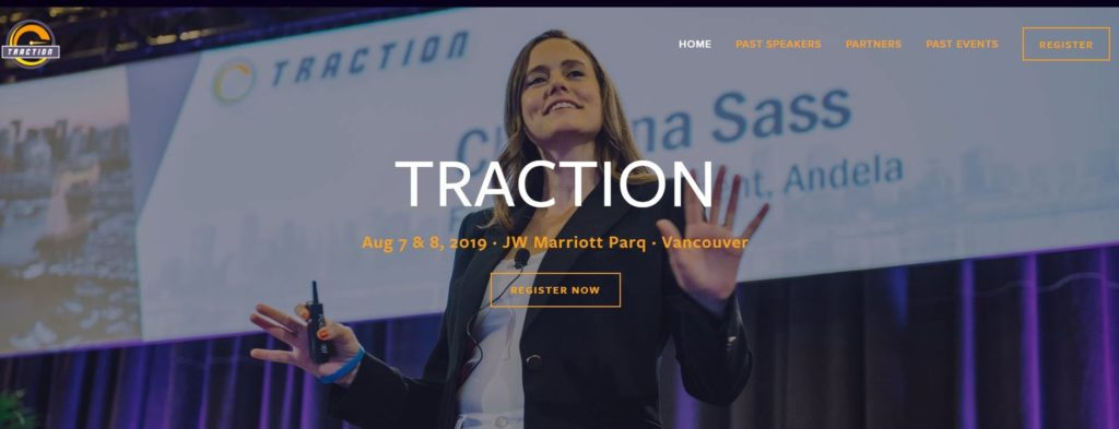 saas traction