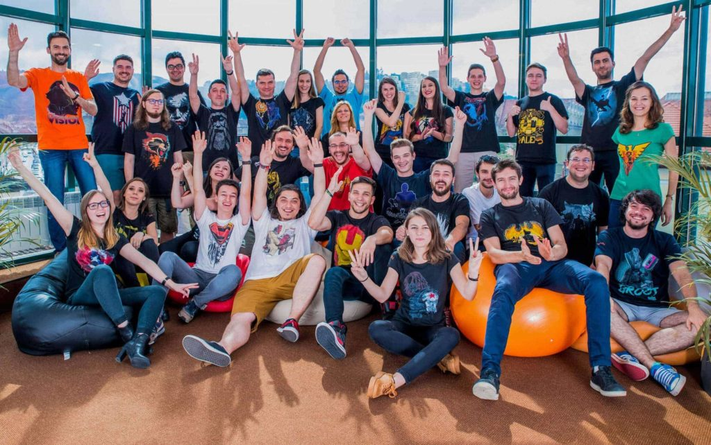 Mondly startup