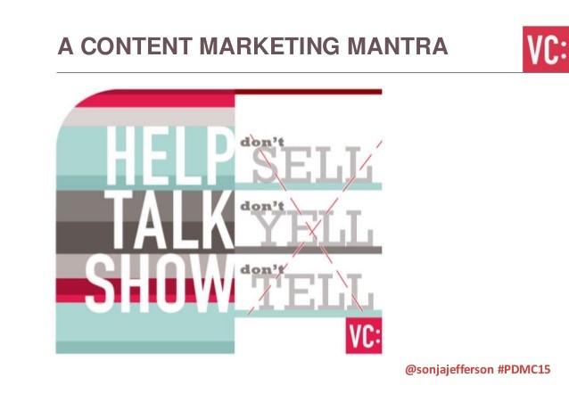 Content Marketing Mantra