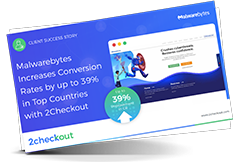 Malwarebytes Teams With 2Checkout to Increase Conversion Rates