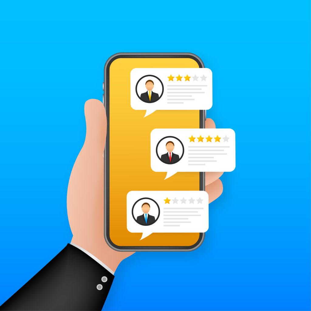 Voluntary Churn Sign - Negative Customer Feedback