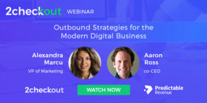 How to Drive Leads Through Outbound and Sales Strategies Webinar