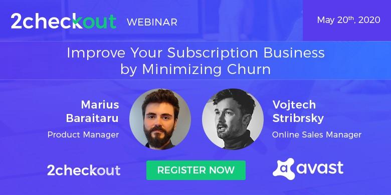 Improve Your Subscription Business by Minimizing Churn Webinar
