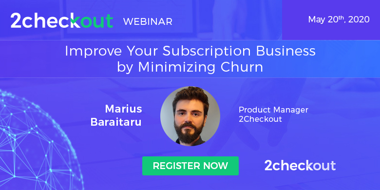 Improve Your Subscription Business By Minimizing Churn Webinar