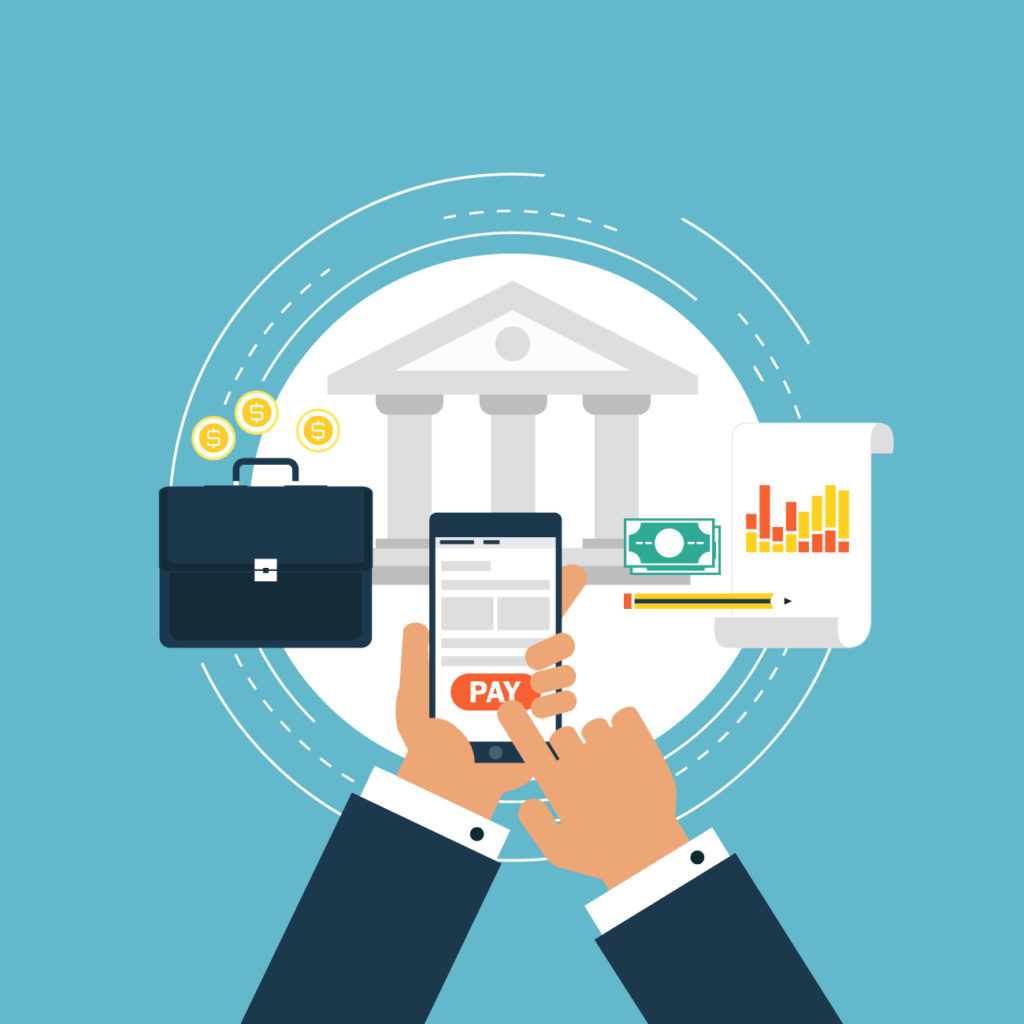 Payment processing fee by the acquiring bank
