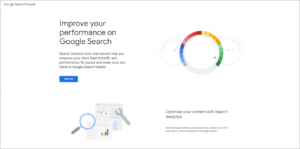 ecommerce seo audit tool - google search console