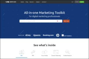 ecommerce seo audit tool - semrush