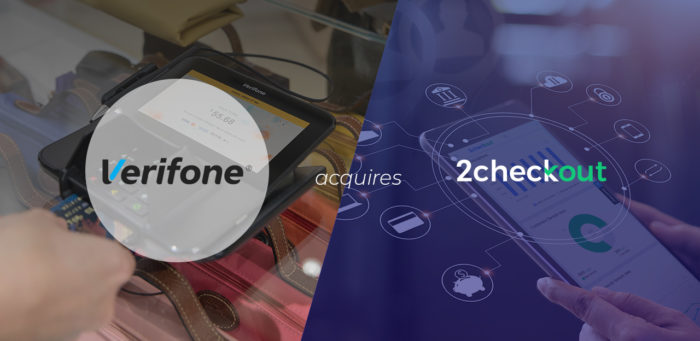 Verifone acquires 2Checkout