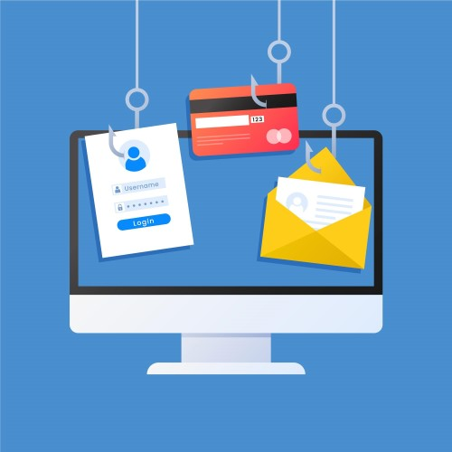 ecommerce security threat - phishing