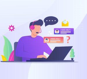 website launch checklist - support