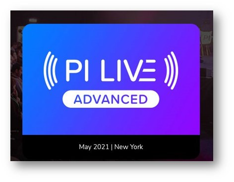 PI LIVE Advanced