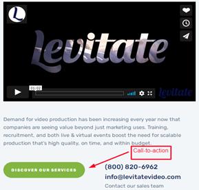 Levitate website