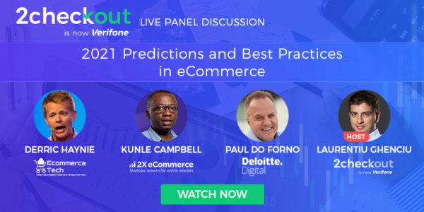 2021 Best Practices in eCommerce: Live Panel Discussion Recap