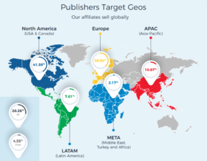 Publishers-Target-Geos