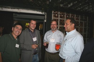 "Picture taken during the ""Casual Drinks with Avangate"" Business Networking Event"