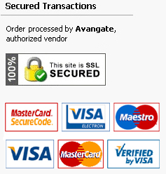 Let the user know about the security of its transactions
