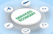 The New Services Economy