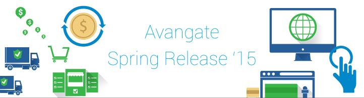 Avangate Spring Release '15