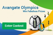 Avangate Olympics Contest