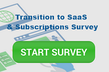 Share your Views in the Transition to SaaS & Subscriptions Survey