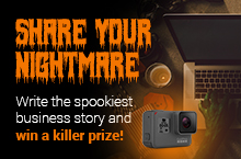 Share Your Nightmare - Halloween Contest