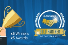 Win Avangate's GOLD PARTNER OF THE YEAR Award
