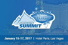 Meet Us at the Affiliate Summit West 2017!