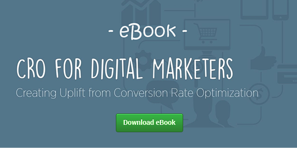 cro digital marketers download ebook