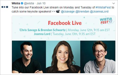 millenials use facebook live