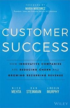 customer success book saas