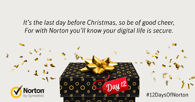 norton christmas offer