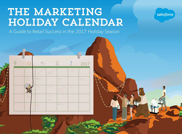 salesforce marketing holiday calendar