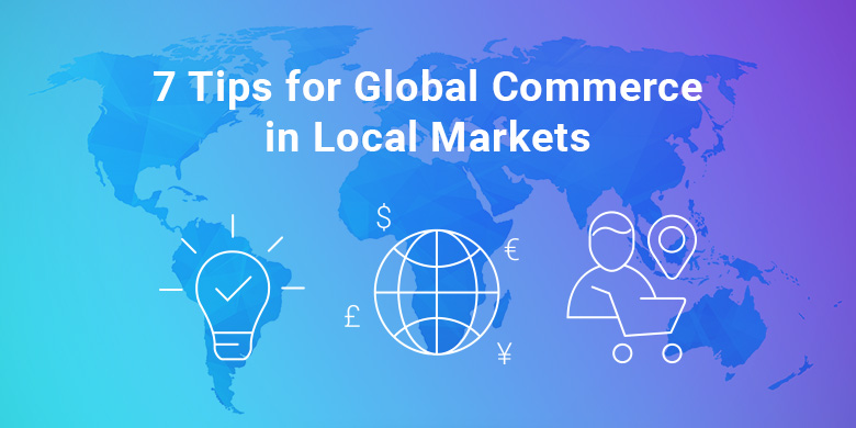 global commerce Today's mobile-first shoppers are moving fast see the latest data on how they're connecting to the things they need and love, everywhere they go.