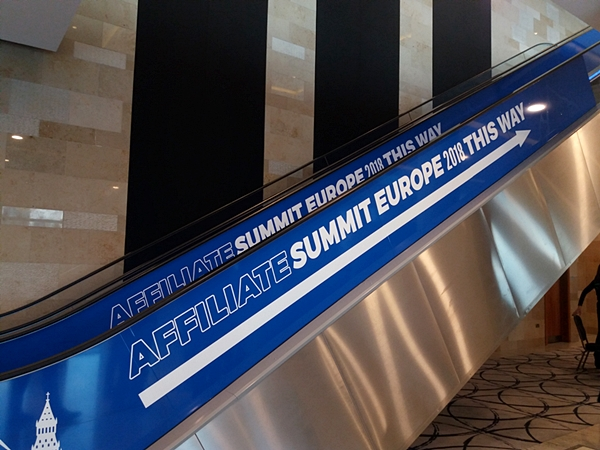Affiliate Summit Europe 2018 To the Event Location