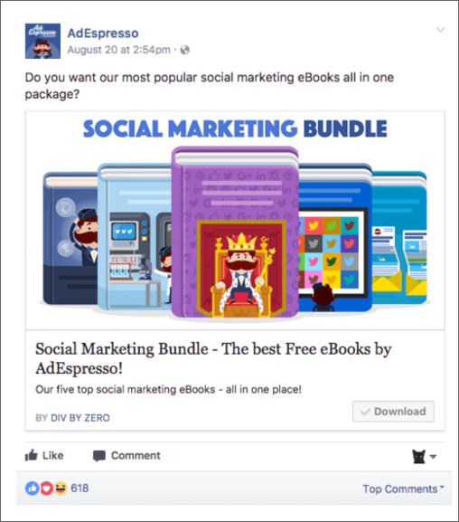 social media saas leads