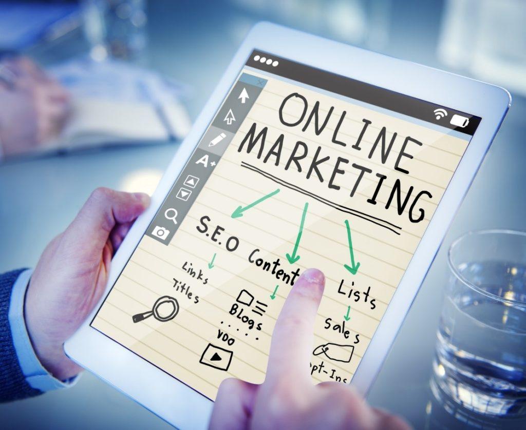 Online Marketing SaaS