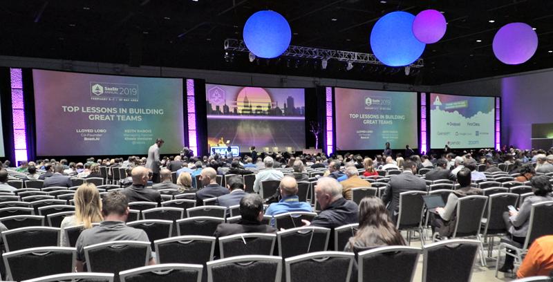 saastr annual 2019 sessions